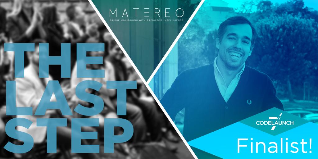 MATEREO: CodeLaunch International Finalist's Startup Journey