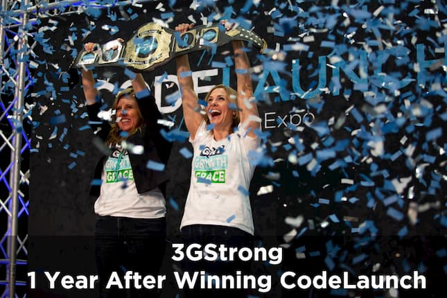 3GStrong: 1 Year After Winning CodeLaunch