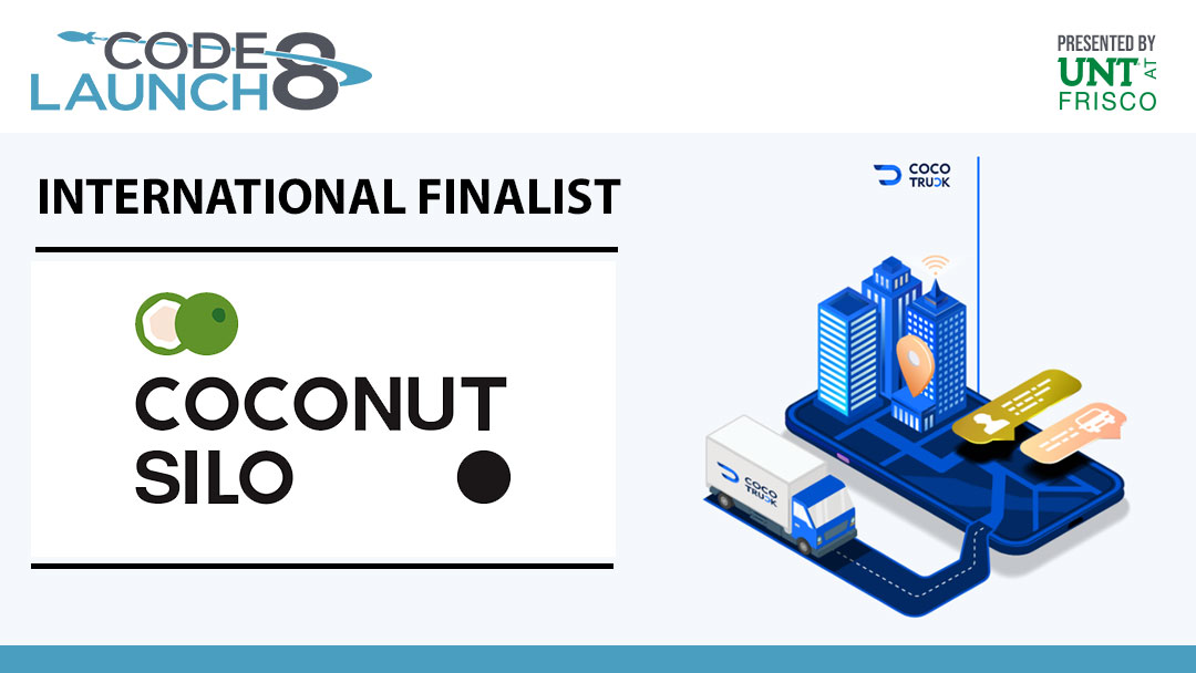 All About International Finalist Coconut Silo